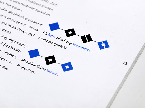 Information Design Tempus Layout