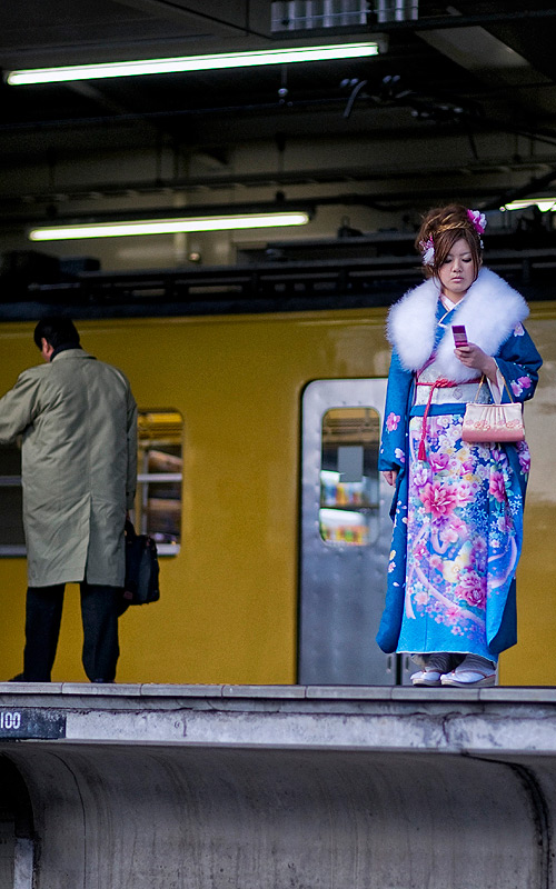 Tokyo Times—Coming of Age