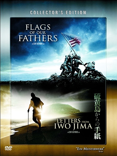 Flags of our Fathers Letters from Iwo Jima DVD Collector's Edition