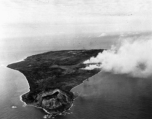 Ioo-jima historic photo