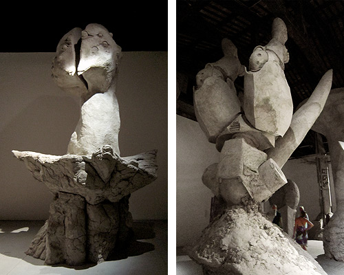 Biennale Illuminazioni Venice 2011 Argentina Adrián Villar Rojas