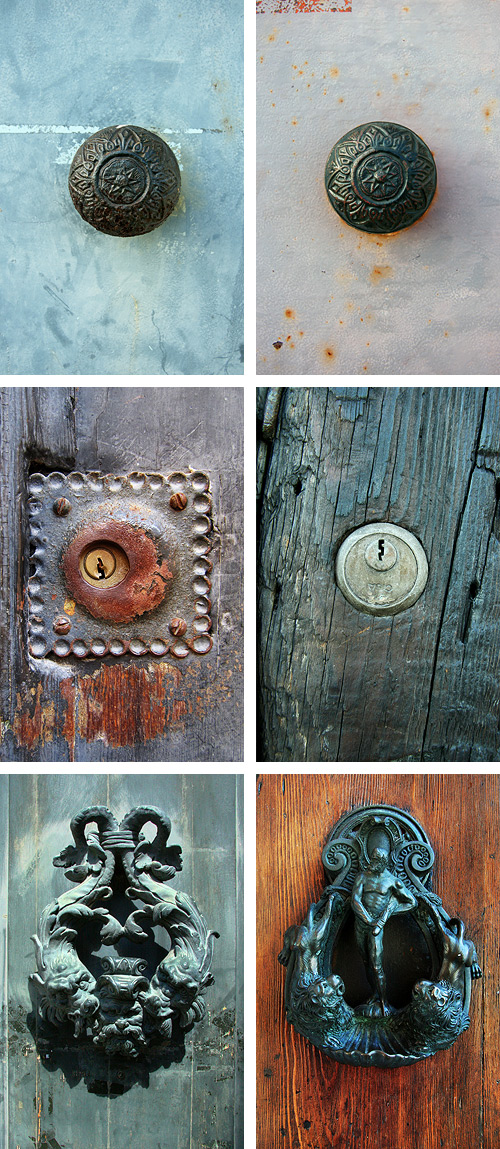 Venice Door Knobs