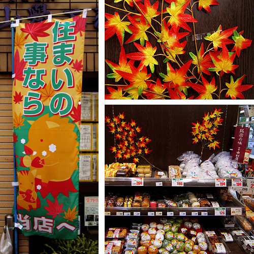 Japanese Autumn Decoration