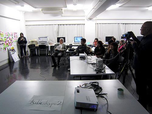 Musabi Information Design Classroom Killerskype2